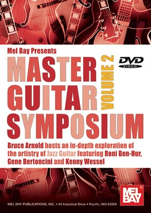 Master Guitar Symposium - Vol 2 - DVD