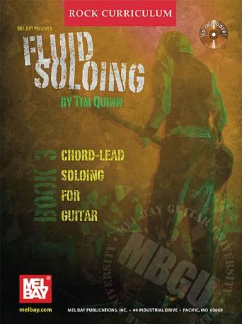 Rock Curriculum (MBGU): Fluid Soloing: Vol 3