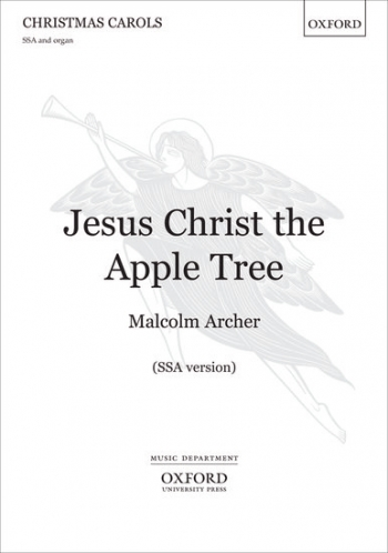 Jesus Christ Apple Tree:  SSA & Organ