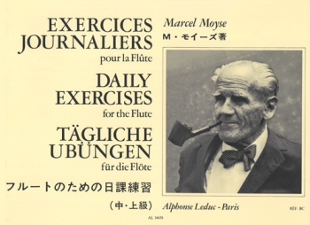 Exercices Journaliers: Daily Exercises: Flute (Leduc)
