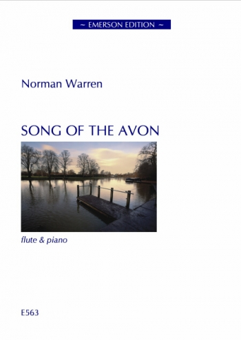 Song Of The Avon Flute & Piano (Emerson)