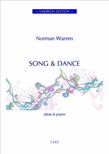Song And Dance: Oboe & Piano (Emerson)