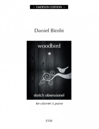 Woodbird: Clarinet And Piano (Emerson)
