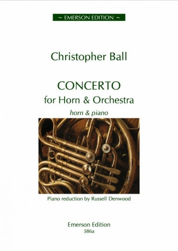 Concerto:French Horn  (Emerson)