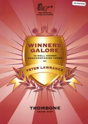Winners Galore: Trombone Bass Clef: Book & CD