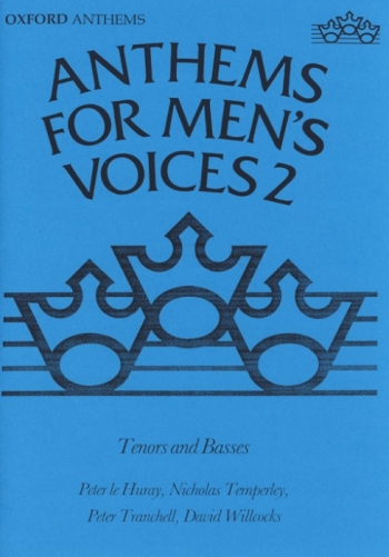 Anthems For Mens Voices: Vocal: TTBB