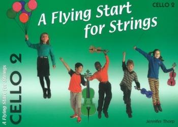 Flying Start For Strings: Cello 2 (thorp)