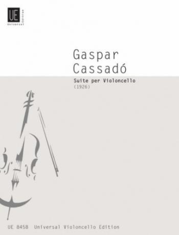 Suite: Cello Solo    (Universal)