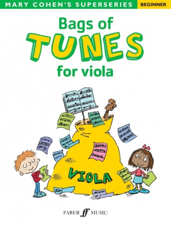 Bags Of Tunes: Viola Solo: Superseries (Cohen)
