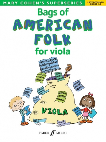 Bags Of American Folk: Viola Solo Superseries(Cohen)