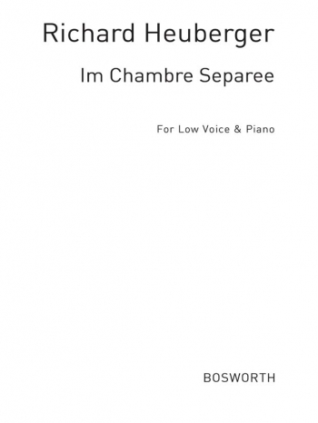 Im Chambre Separee: Vocal: Low Voice