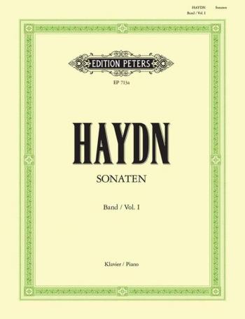 Haydn: Sonatas: Vol.1:  Piano  (Peters)