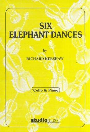 Six Elephant Dances: Cello  & Piano