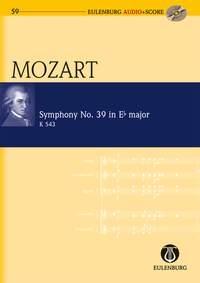 Symphony No.39:  Eb Major: K543: (Audio Series No 59): Miniature Score