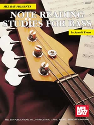 Note Reading Studies: Guitar