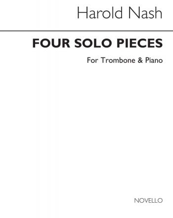 Four Solo Pieces: Trombone