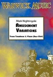 Amusement Variaitons: Trombone Bass Clef