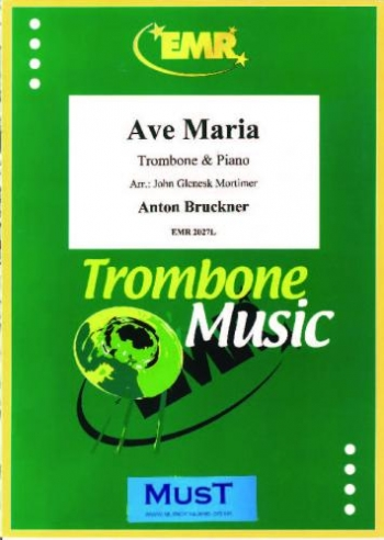Ave Maria: Trombone And Piano