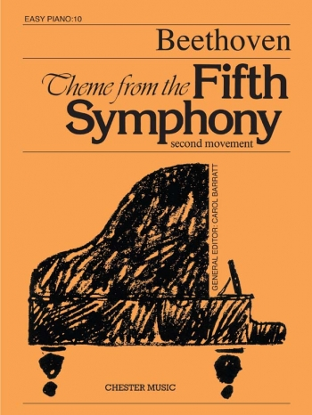 Theme From Symphony No 5: Easy Piano