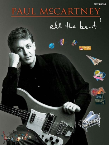 Paul Mccartney: All The Best: Guitar