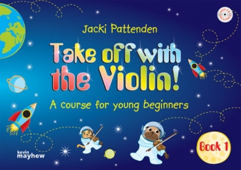 Take Off With The Violin: Vol.1