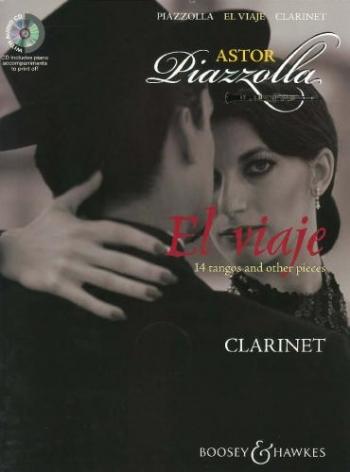 El Viaje: Clarinet: Book & CD