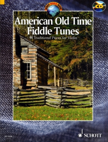 American Old Time Fiddle Tunes