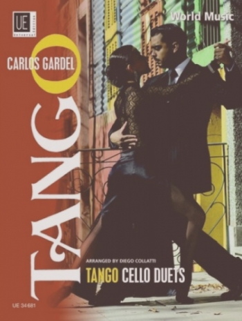 World Music: Tango: Cello Duets (Gardel/Collatti) (Universal)