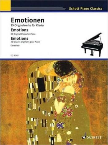 Schott Piano Classics: Emotions