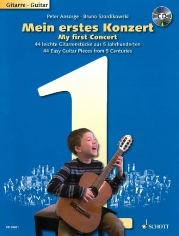My First Concert: Guitar