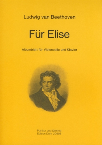 Fur Elise: Cello & Piano