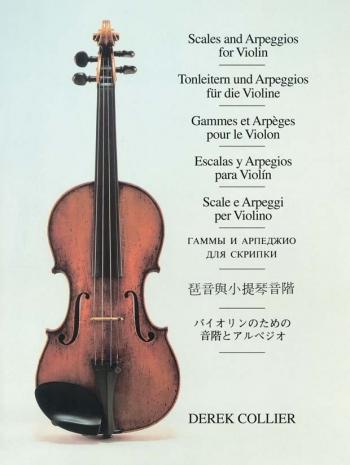 Scales And Arpeggios: Violin