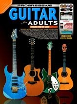 Progressive Guitar Method For Adults: Book And Cd 2DVD And CDROM