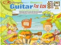 Beginner Basics Guitar For Kids: Bk And 3Cd 3DVD