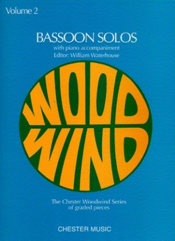 Bassoon Solos: Vol 2: Bassoon & Piano (Chester)
