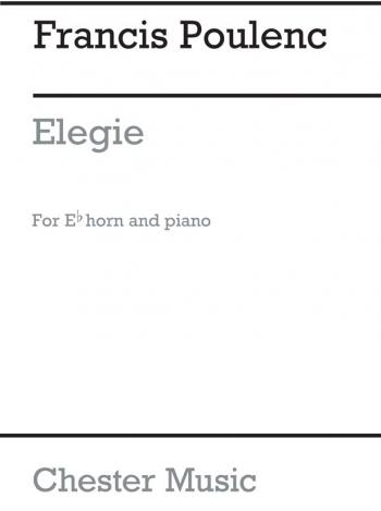 Elegie: Tenor Horn