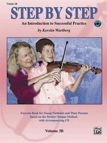 Step By Step: 3b: Sucessful Practice: Violin