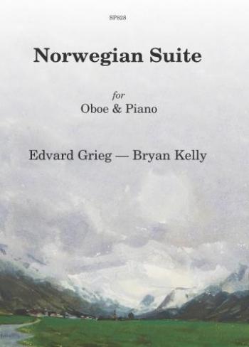 Norwegian Suite: Oboe & Piano (Spartan)