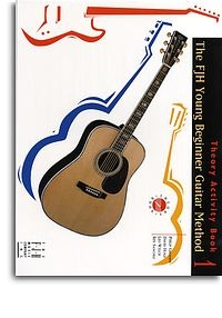 Fjh: Young Beginner Guitar Method: Theory Activity Book1