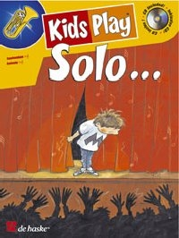 Kids Play  Solo: French Or Tenor Horn: Book & CD