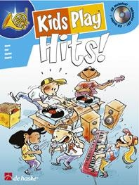Kids Play Hits: French Or Tenor Horn: Book & CD