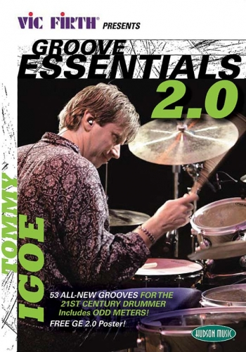 Groove Essentials Vol.2: DVD: Drum
