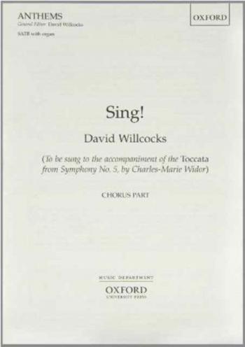 Sing: Vocal: SATB