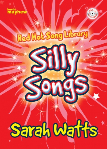 Red Hot Song Library - Silly Songs - Book & cd (watts)