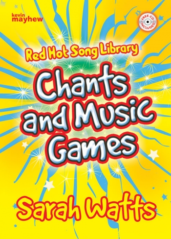 Red Hot Song Library - Chants And Music Games - Bk&cd (watts)