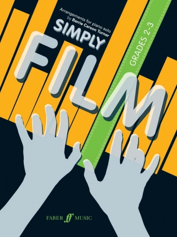 Simply Film: Grade 2-3: Piano