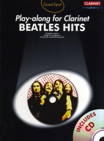 Guest Spot: Beatles Hits: Clarinet: Book & CD