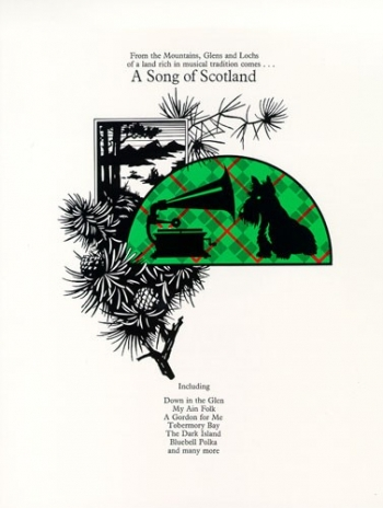 A Song Of Scotland: Piano Vocal And Guitar Chords