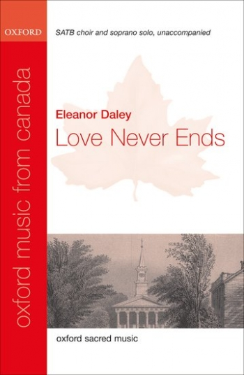 Love Never EndsLove Never Ends - Vocal Score - Sop Solo And SATB