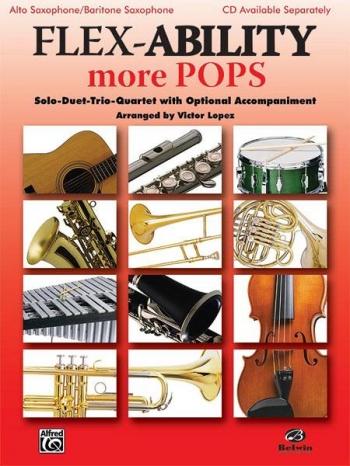 Flexability More Pops: Alto Saxophone: Baritone Saxophone